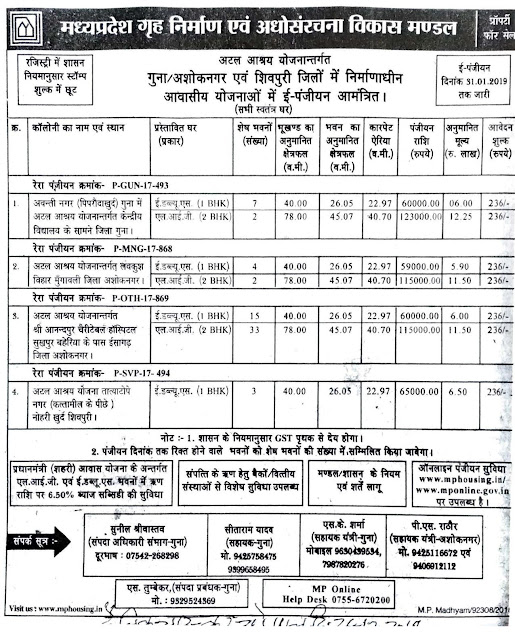 mp-housing-scheme-online-flat-registration-in-lavkush-vihar