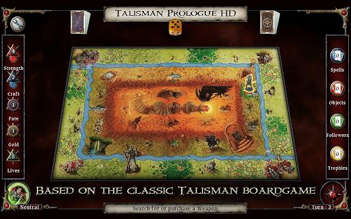 Talisman Prologue HD v1.0.5828 APK