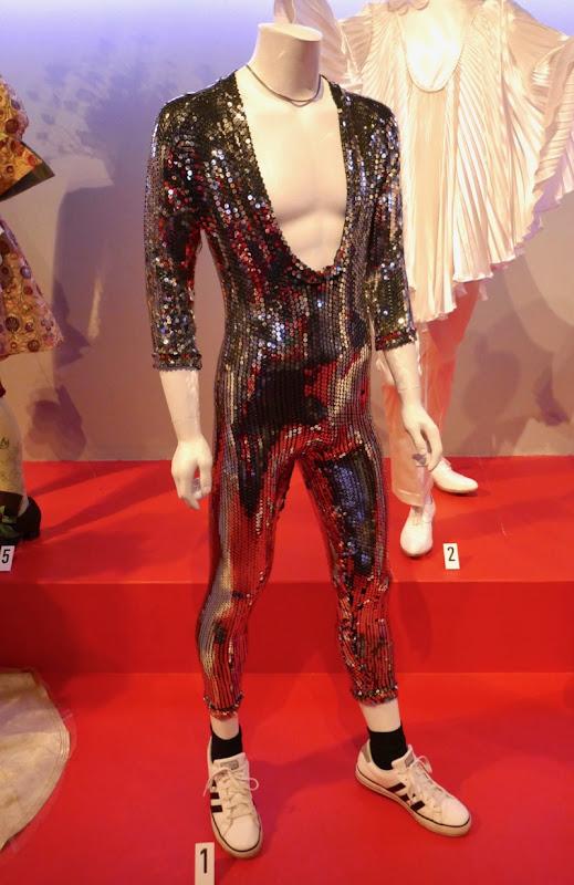 Bohemian Rhapsody Freddie Mercury sequin bodysuit