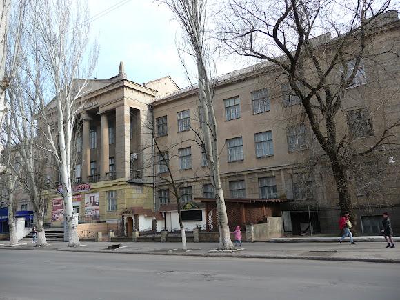 Славянск. Колледж НАУ. 1953 г.