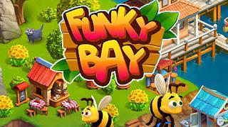 funky bay farm & adventure game apk