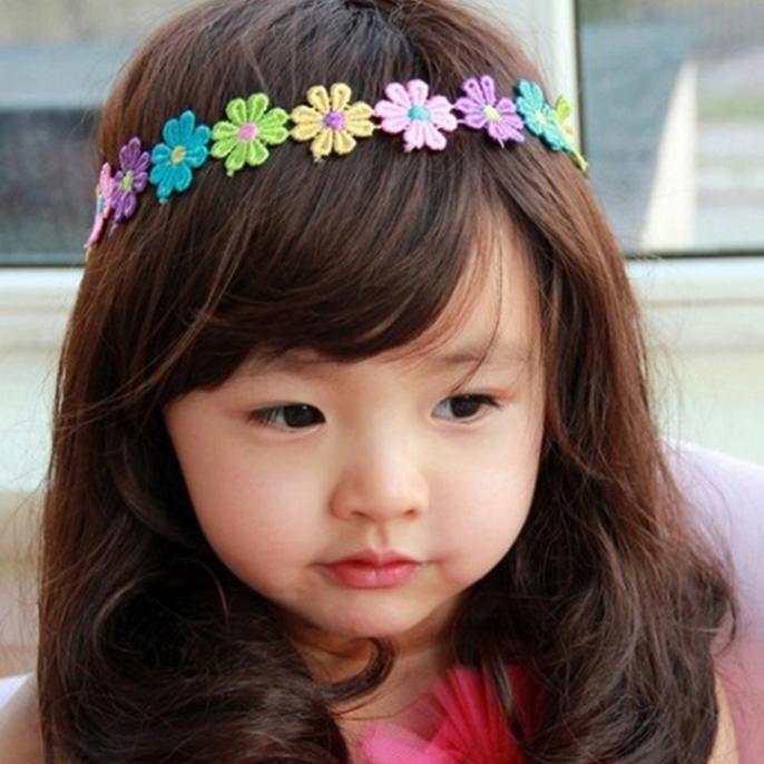 Trend Model Rambut Balita Perempuan Tahun 2015   Gaya dan ...