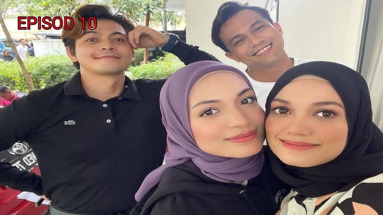 Tonton Drama Sabarlah Duhai Hati Episod 10 (Akasia TV3)