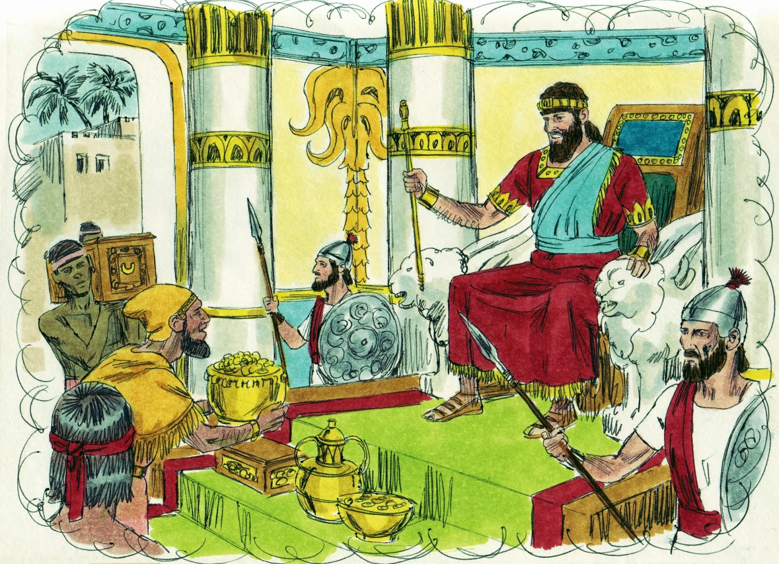Bible Fun For Kids 3 1 King Solomon