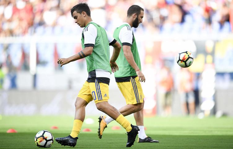 Neto iznosi plata igrača Juventusa za sezonu 2017/18
