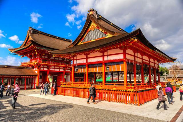 Miếu Fushimi Inari – taisha