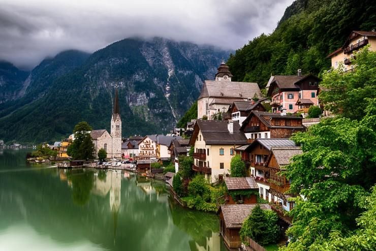 20 Spots In Europe You Must See Before You Die - Hallstatt Village, Austria