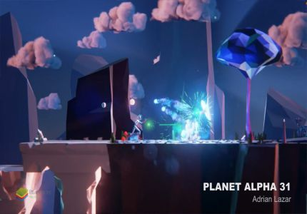 Download Planet Alpha Highly Compressed Game For PC