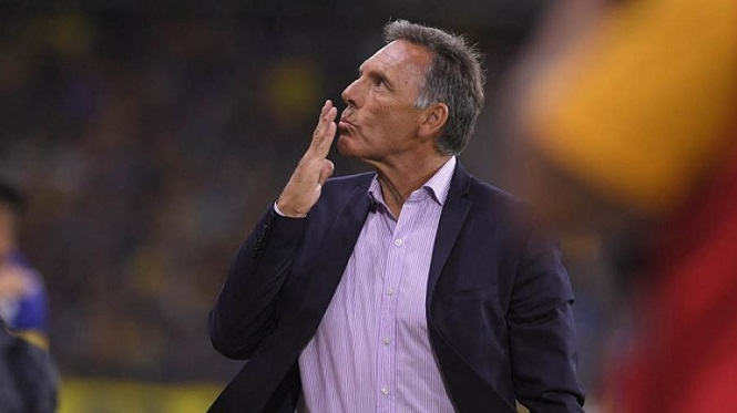 """""""Andate Russo"""": los hinchas de Boca estallaron luego de la derrota frente a Estudiantes"""