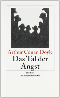 [Rezension] Sherlock Holmes 7: Das Tal der Angst – Arthur Conan Doyle