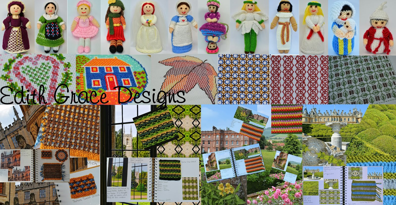 Edith Grace Designs Website