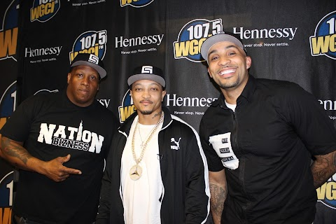 CHICAGO HIPHOP>> Bump J interview on 107.5 WGCI