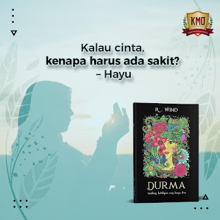 Novel Durma karya Mba Ririm