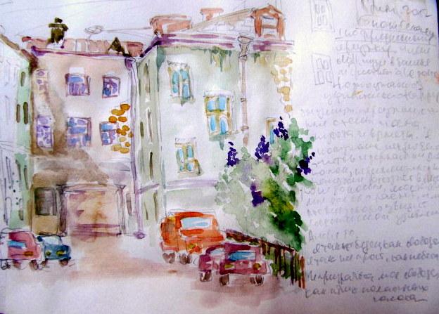 Saint Petersburg Sketches