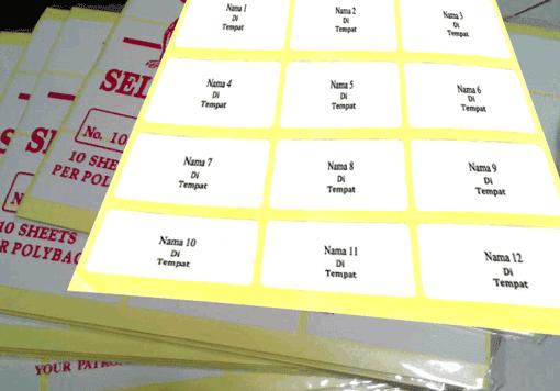 Membuat Label Undangan Di Ms Word 2010
