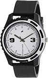 Fastrack watach Casual Analog White Dial Men's Watch -NJ3114PP01C -Price 895.00