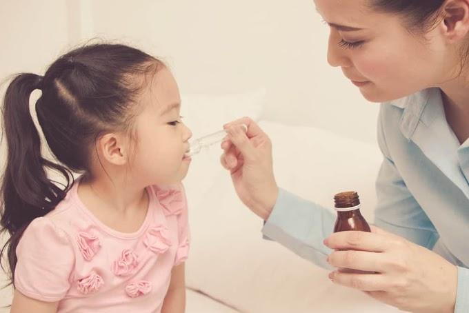 Begini Tips Memilih Obat Batuk Anak yang Paling Benar