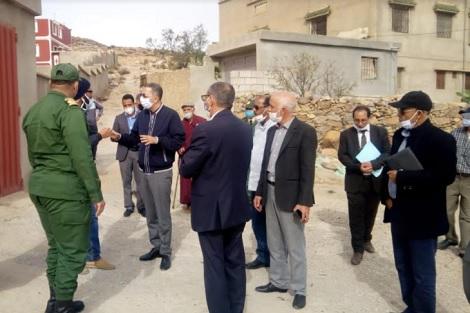 agadir press : مشاريع تروم فك عزلة مناطق نائية في اشتوكة