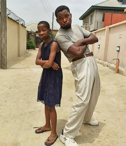 Little Emmanuella of Mark Angel now a teen [see new height]