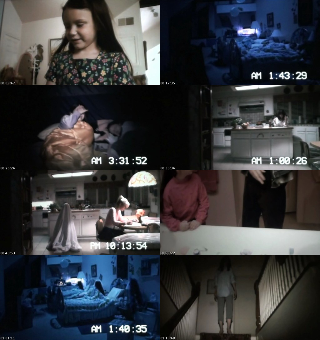 Actividad Paranormal 3 (2011) [TScreener] [Español]
