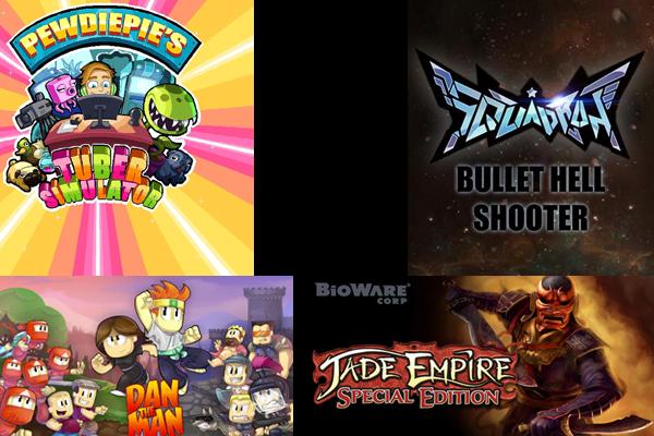 4 Game Terbaru dan Terbaik Untuk Smartphone Android serta iOS