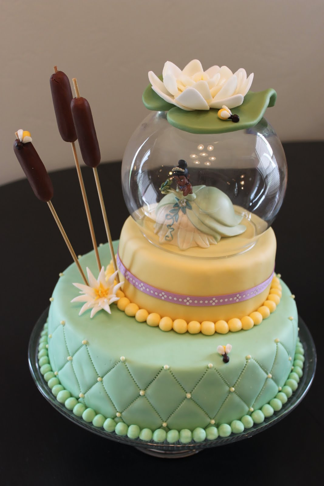 Reese S Pieces And Me Tiana Cake
