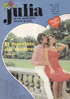 Patricia Lake - El Mandato Del Destino