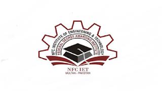 NFC Institute of Engineering & Technology Jobs – Latest Jobs in Pakistan 2021