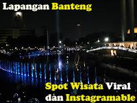 Main ke Lapangan Banteng Jakarta Ngapain aja?