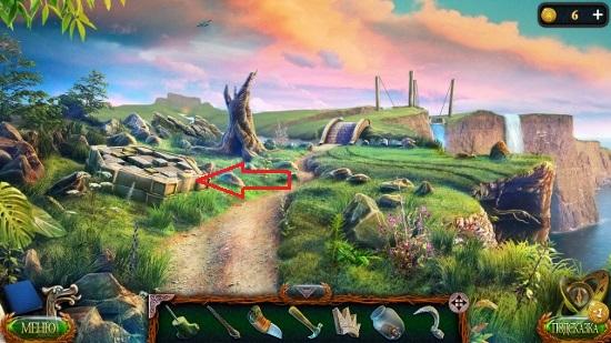 поле для мини игры в игре затерянные земли 4 скиталец