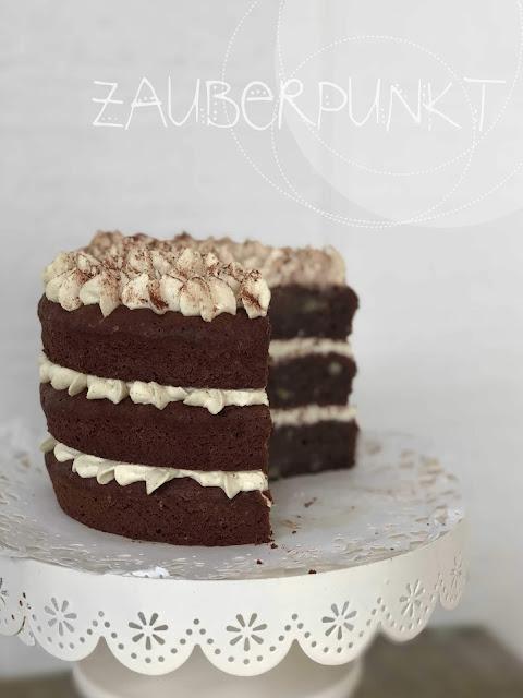 Gebäck, Torte, Schokolade,