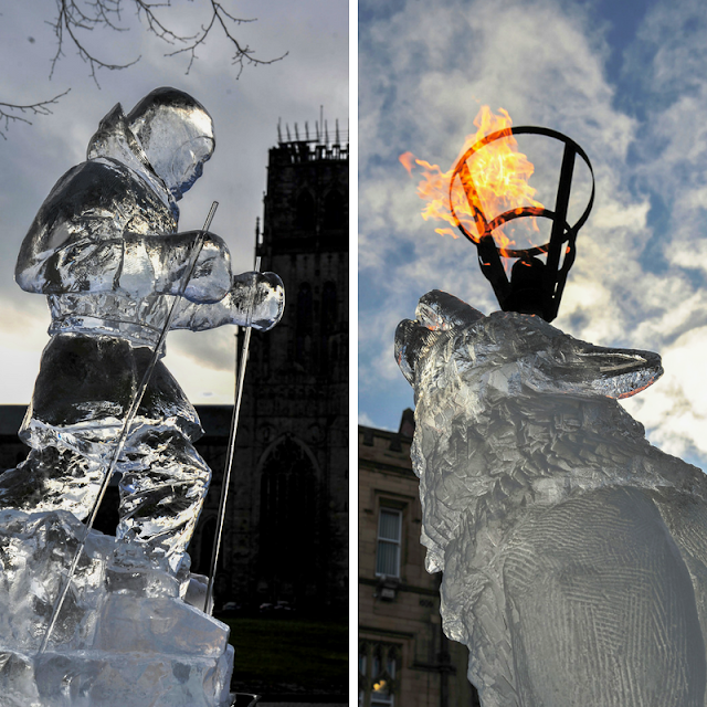 Ahead of Fire & Ice coming to Durham City in North East England here are five ways to get involved in the free festival.