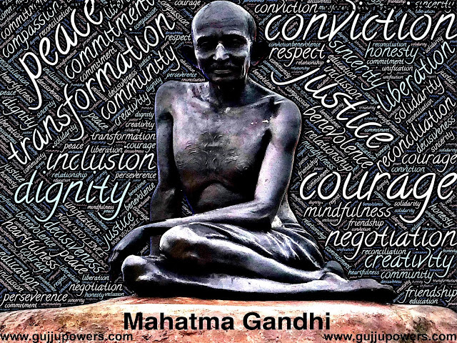the mahatma gandhi essay