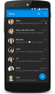 Textra SMS Pro v4.3 build 40392 Pro Paid Apk is Here!
