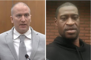 Memo Naija reports that former police officer Derek Chauvin, has been sentenced to 22 and half years in prison (270 months) for the murder of George Floyd.