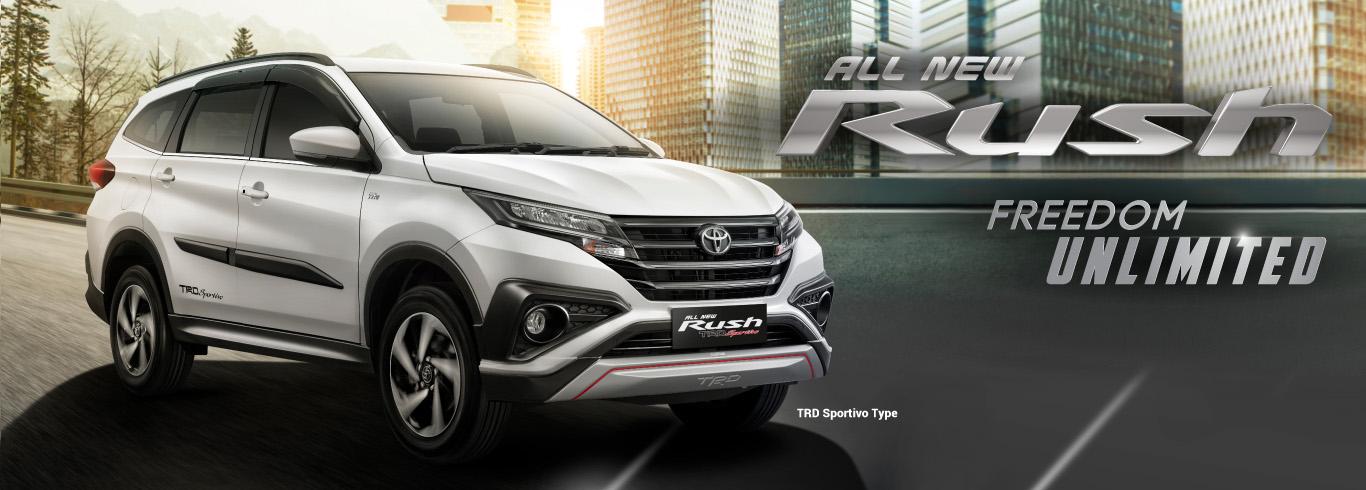 Daftar Harga Toyota Rush 2018