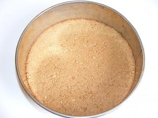 Reteta blat de biscuiti pentru torturi si prajituri din biscuiti digestivi si unt de arahide,