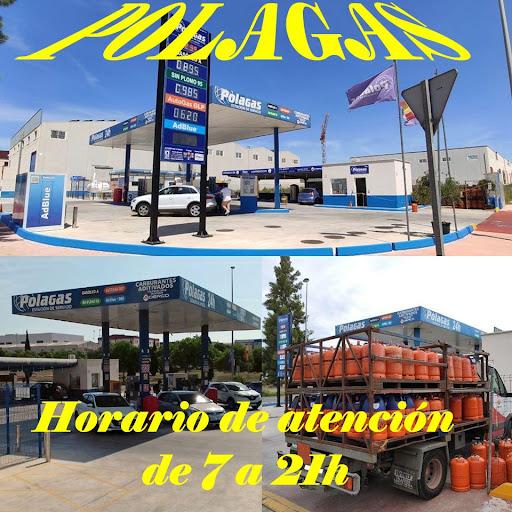 POLAGAS  TU ESTACIÓN DE SERVICIO 24 H