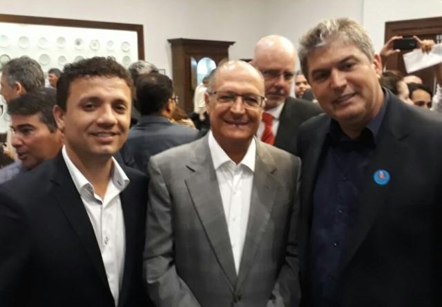 PREFEITURA DE CAJATI PARTICIPA DE REUNIÃO COM O GOVERNADOR EM SÃO PAULO