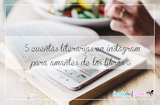 Bookstagrammers cuentas literarias en instagram
