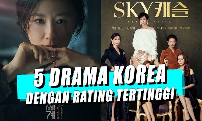 5 Drama Korea dengan Rating Tertinggi, The World of The Married Merajai