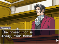 Videojuego Ace Attorney Investigations - Miles Edgeworth