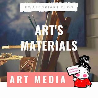 arts material ewafebriart