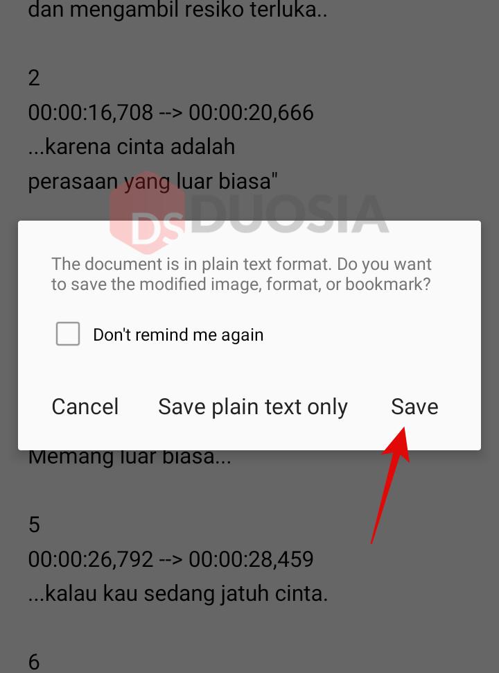aplikasi edit subtitle di android