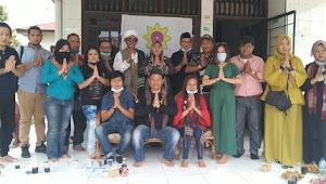 Pasca 100 Hari Deklarasi Timsus Divisi Seni Budaya, DPD FKPPAI Sumut Gelar Baksos Pengobatan Alternatif