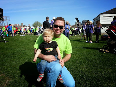 meaghan's walk participants 2014