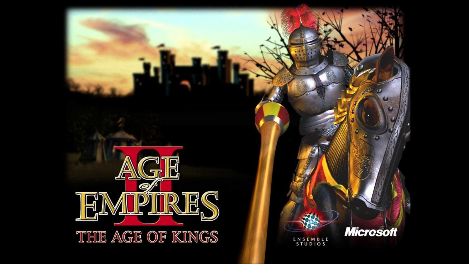(PC) (PEDIDO) Age Of Empires II : The Age Of Kings