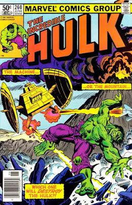 Incredible Hulk #260