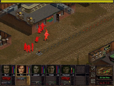 Jagged Alliance 2: Wildfire Game Screenshot 2006