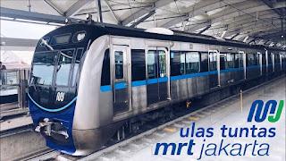 Lowongan Kerja terbaru PT MRT Jakarta Terbaru